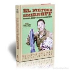 Libros: EL MÉTODO SMIRNOFF. ALCOHOL, SEXO Y ESTRELLAS DE CINE - JUAN TEJERO (CAR) DESCATALOGADO!!! OFERTA!!!. Lote 190039286