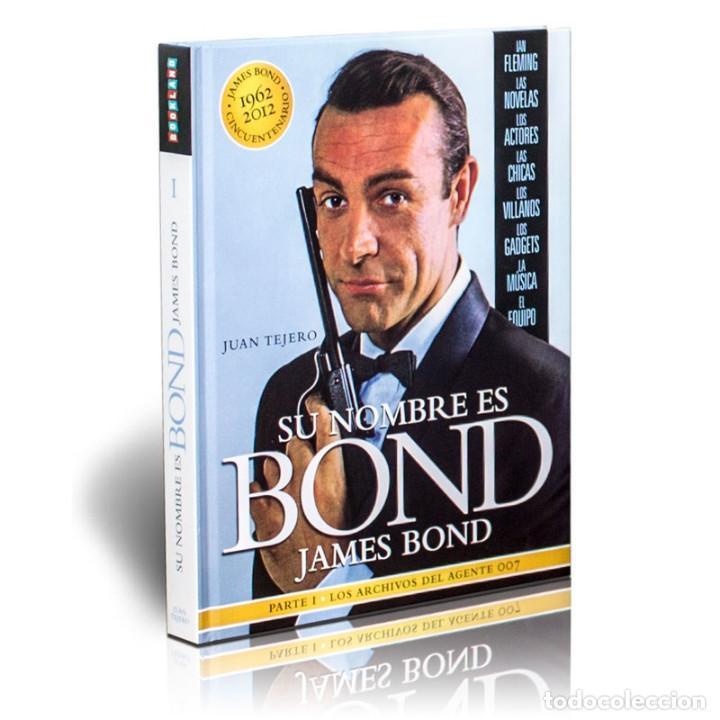 CINE. SU NOMBRE ES BOND, JAMES BOND - JUAN TEJERO (CARTONÉ) DESCATALOGADO!!! OFERTA!!! (Libros Nuevos - Bellas Artes, ocio y coleccionismo - Cine)
