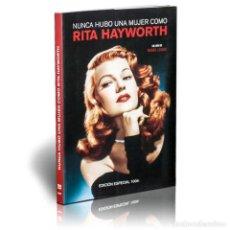 Libros: CINE. NUNCA HUBO UNA MUJER COMO RITA HAYWORTH - MIGUEL LOSADA DESCATALOGADO!!! OFERTA!!!. Lote 190070041