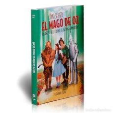 Libros: CINE. CÓMO SE HIZO EL MAGO DE OZ - ALEJANDRO HERRAIZ DESCATALOGADO!!! OFERTA!!!. Lote 190070481