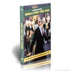 Libros: CINE. DÍMELA OTRA VEZ, SAM - MAURICIO BACH DESCATALOGADO!!! OFERTA!!!. Lote 190070633