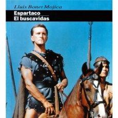 Libros: ESPARTACO / EL BUSCAVIDAS. Lote 190742667
