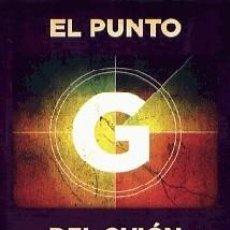 Libros: EL PUNTO G DEL GUIÓN CINEMATOGRÁFICO AUTOR: MIGUEL MACHALSKI. Lote 191192706