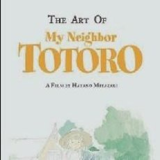Libros: THE ART OF MY NEIGHBOR TOTORO. Lote 191208083