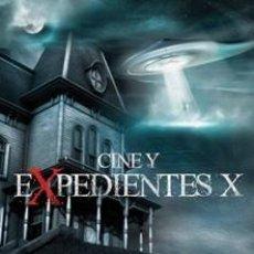 Libros: CINE Y EXPEDIENTES X AUTOR: MIGUEL ANGEL PLANA. Lote 191508806