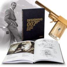 Libros: CINE. DESIGNING 007. 50 AÑOS DEL ESTILO BOND - VARIOS AUTORES DESCATALOGADO!!! OFERTA!!!. Lote 191597136