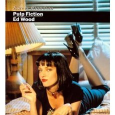 Libros: PULP FICTION / ED WOOD. Lote 192157727