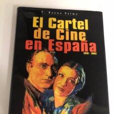 Libri: EL CARTEL DEL CINE EN ESPAÑA. Lote 192256710