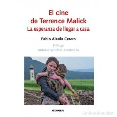 Libros: EL CINE DE TERRENCE MALICK (PABLO ALZOLA) EUNSA 2020. Lote 210115265
