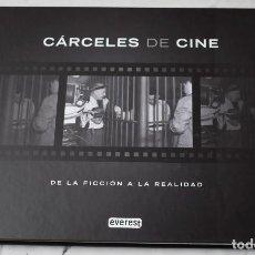 Libros: CÁRCELES DE CINE. VV.AA. Lote 194514218