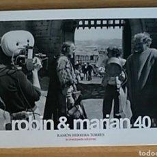 Libros: ROBIN&MARIAN 40. Lote 194723130