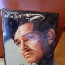 Libros: LIBRO ANTOLOGÍA DEL CINE CLÁSICO, CLARK GABLE. (ART. NUEVO Y PRECINTADO). Lote 196267595