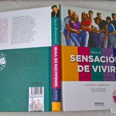 Libros: LIBRO DIABOLO GUIA DE SENSACION DE VIVIR PARA EL TEENAGER DE HOY PILAR BAENA JUAN RODRIGUEZ. Lote 222670471
