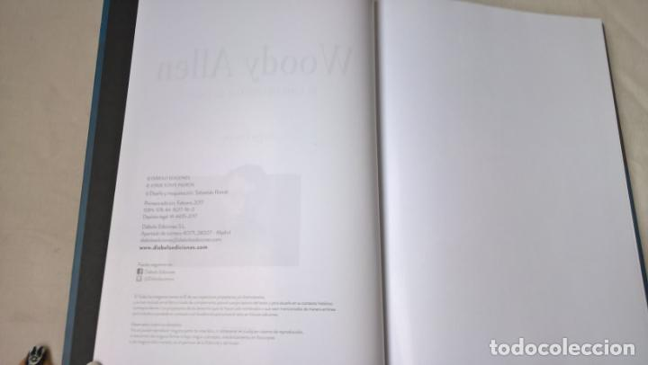 Libros: LIBRO DIABOLO: WOODY ALLEN. EL CINE DENTRO DE SU CINE - Foto 2 - 197255621
