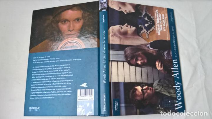 LIBRO DIABOLO: WOODY ALLEN. EL CINE DENTRO DE SU CINE (Libros Nuevos - Bellas Artes, ocio y coleccionismo - Cine)