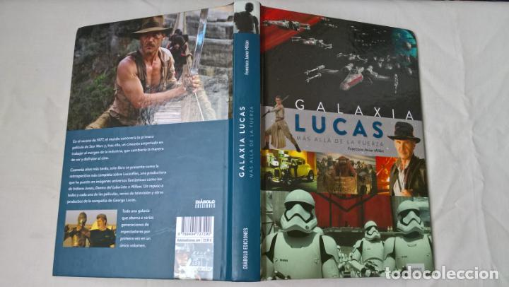 LIBRO DIABOLO GALAXIA LUCAS MAS ALLA DE LA FUERZA FRANCISCO JAVIER MILLAN (Libros Nuevos - Bellas Artes, ocio y coleccionismo - Cine)