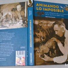 Libros: LIBRO DIABOLO: ANIMANDO LO IMPOSIBLE. LOS ORIGENES DE LA ANIMACION STOP-MOTION (1899-1945). Lote 197255936