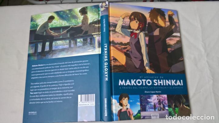 LIBRO DIABOLO EL UNIVERSO DE MAKOTO SHINKAI (Libros Nuevos - Bellas Artes, ocio y coleccionismo - Cine)