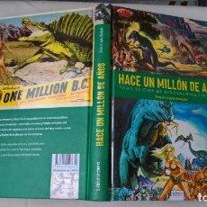 Libros: LIBRO DIABOLO: HACE UN MILLON DE AÑOS. TODO EL CINE DE DINOSAURIOS (1914-1987). Lote 220781687