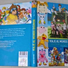 Libros: LIBRO DIABOLO: VIAJE AL MUNDO DIGIMON. Lote 197257650