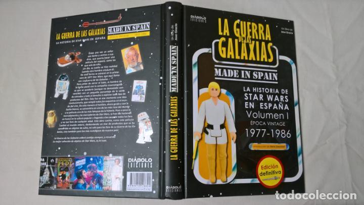 LIBRO DIABOLO : LA GUERRA DE LAS GALAXIAS VOLUMEN 1 1977 1986 VINTAGE (Libros Nuevos - Bellas Artes, ocio y coleccionismo - Cine)