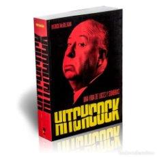 Libros: CINE. HITCHCOCK. UNA VIDA DE LUCES Y SOMBRAS - PATRICK MCGILLIGAN DESCATALOGADO!!! OFERTA!!!. Lote 197496106