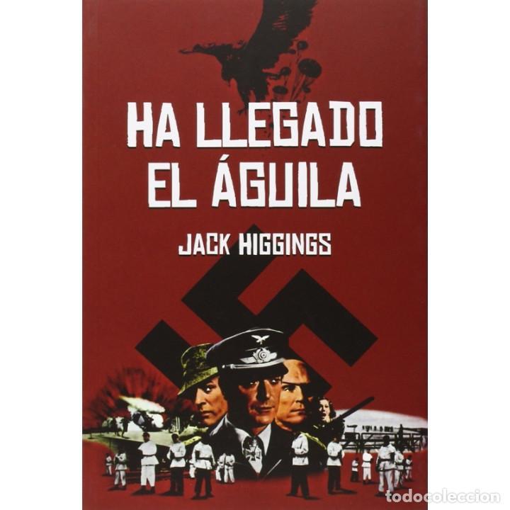 CINE. HA LLEGADO EL ÁGUILA - JACK HIGGINS DESCATALOGADO!!! OFERTA!!! (Libros Nuevos - Bellas Artes, ocio y coleccionismo - Cine)