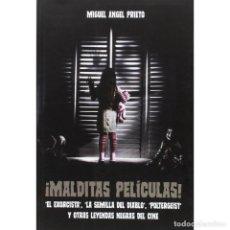 Libros: CINE. ¡MALDITAS PELÍCULAS! - MIGUEL ÁNGEL PRIETO DESCATALOGADO!!! OFERTA!!!. Lote 199072636