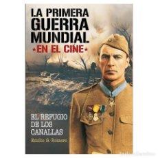 Libros: LA PRIMERA GUERRA MUNDIAL EN EL CINE - EMILIO G. ROMERO DESCATALOGADO!!! OFERTA!!!. Lote 199334221