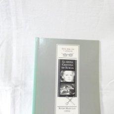 Libri: OCTAEDRO - GUIA PARA VER Y ANALIZAR - CRISTINA, LA REINA DE SUECIA. Lote 200823742
