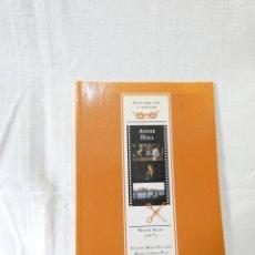 Libri: OCTAEDRO - GUIA PARA VER Y ANALIZAR - ANNIE HALL. Lote 200824716