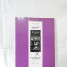 Libri: OCTAEDRO - GUIA PARA VER Y ANALIZAR - LA DOLCE VITA. Lote 200824871