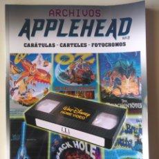 Libros: ARCHIVOS APPLEHEAD: WALT DISNEY. Lote 206773663