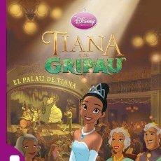Libros: TIANA I EL GRIPAU (ELS CLÀSSICS DISNEY) (ED.CATALÁN) (TAPA DURA). Lote 210289473