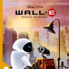 Libros: WALL-E. BATALLÓ DE NETEJA (ELS CLÀSSICS DISNEY) (ED.CATALÁN) (TAPA DURA). Lote 210289476