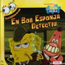 Libros: EN BOB ESPONJA DETECTIU (ED. CATALAN). Lote 210289477