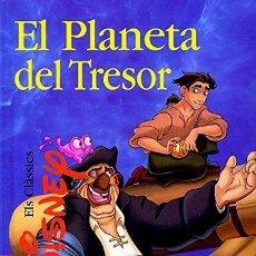 Libros: EL PLANETA DEL TRESOR (ELS CLÀSSICS DISNEY) (ED.CATALÁN) (TAPA DURA). Lote 210289478