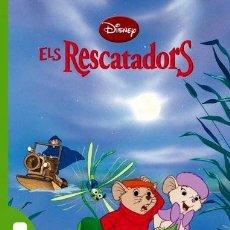 Libros: ELS RESCATADORS (ELS CLÀSSICS DISNEY) (ED.CATALÁN) (TAPA DURA). Lote 210289497
