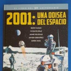 Libros: LIBRO / 2001 UNA ODISEA DEL ESPACIO, EL LIBRO DEL 50 ANIVERSARIO, NOTORIUS EDICIONES 2018. Lote 210584667