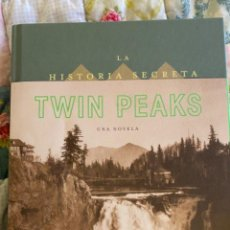 Libros: LA HISTORIA SECRETA DE TWIN PEAKS. MARK FROST. Lote 211591275