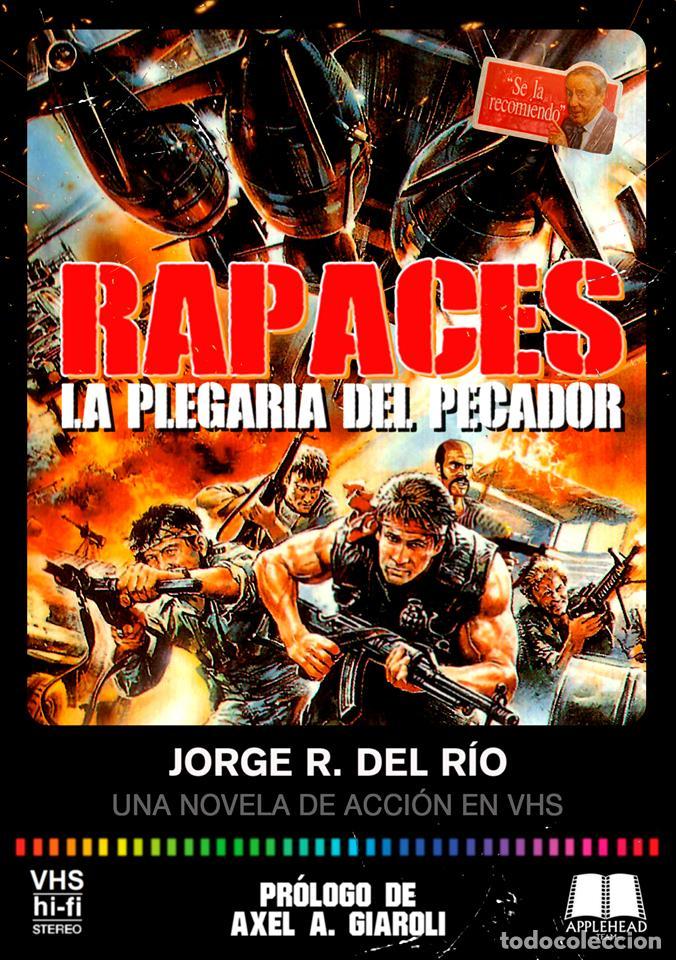 RAPACES: LA PLEGARIA DEL PECADOR (Libros Nuevos - Bellas Artes, ocio y coleccionismo - Cine)