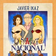 Libros: DISPARATE NACIONAL: EL CINE DE MARIANO OZORES. Lote 287990208