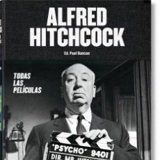 Libros: CINE. ALFRED HITCHCOCK FILMOGRAFIA COMPLETA - VARIOS AUTORES (CARTONÉ). Lote 212845381