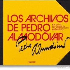Libros: CINE. LOS ARCHIVOS DE PEDRO ALMODOVAR - PAUL DUNCAN (CARTONÉ). Lote 241794710