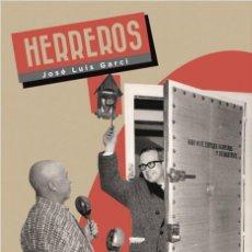 Libros: CINE. HERREROS - JOSÉ LUIS GARCI. Lote 212909430
