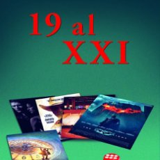 Libros: CINE. 19 AL XXI - ARRIBAS/GARCI. Lote 212932237
