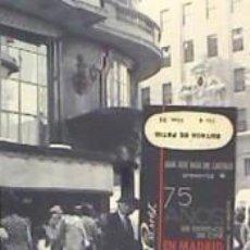 Libros: 75 AÑOS DE ESTRENOS DE CINE EN MADRID TOMO IV 1964 1968 - JUAN JOSÉ DAZA DEL CASTILLO. Lote 218698911
