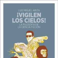 Libros: CINE. VIGILEN LOS CIELOS - LUIS MIGUEL ARIZA VICTORIA. Lote 218894677