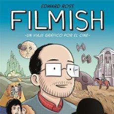 Libros: CINE. CÓMICS. FILMISH - EDWARD ROSS. Lote 218983025