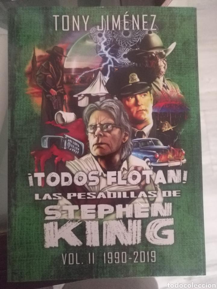 LAS PESADILLAS DE STEPHEN KING 2 (Libros Nuevos - Bellas Artes, ocio y coleccionismo - Cine)
